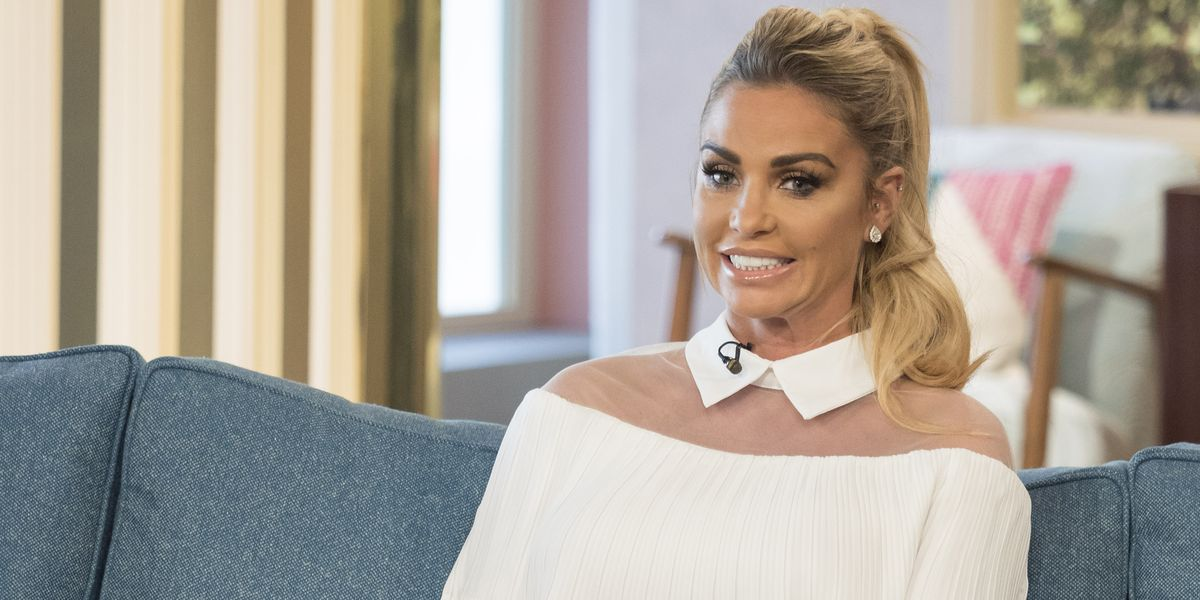 Katie Price Casually Compares The Penis Size Of Her Former -8138
