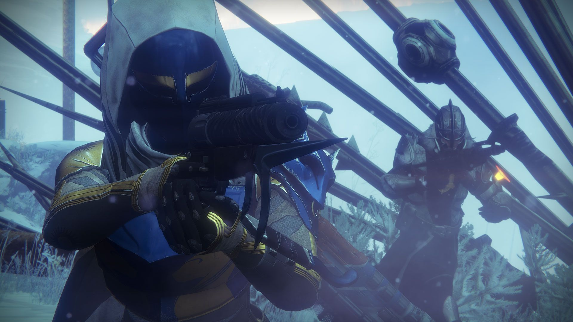 5 Things You Need To Know About Destiny Rise Of Iron