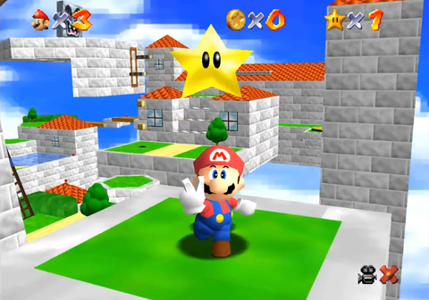 You can now play N64 games on Xbox One
