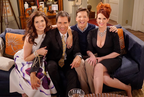 Will And Grace Is Back But Who Has Had The Most Successful Post