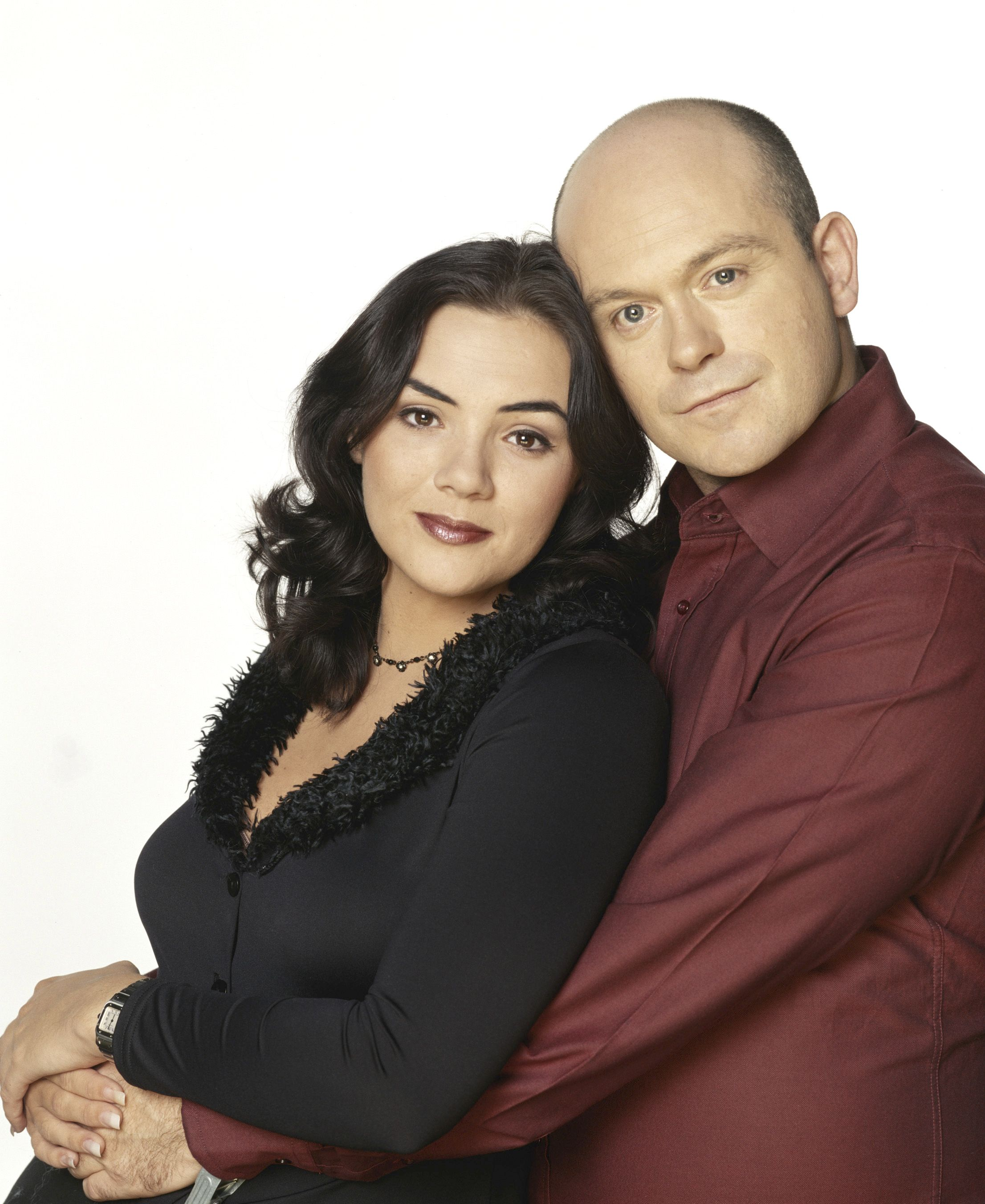 Grant And Tiffany Reunited Ross Kemp And Martine Mccutcheon Will Both Be On Loose Women Today