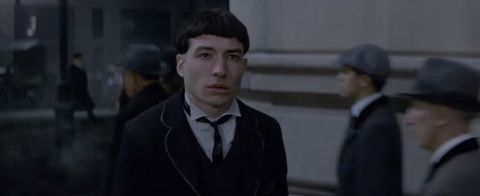 Credence From Fantastic Beasts