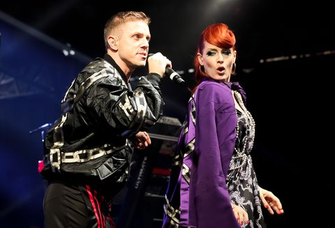 Whatever happened to Scissor Sisters?