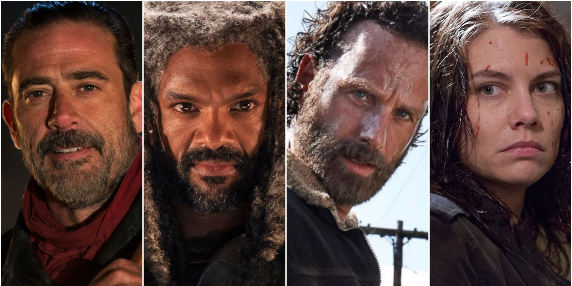 The Walking Dead season 7 montage: Negan, Ezekiel, Rick and Maggie
