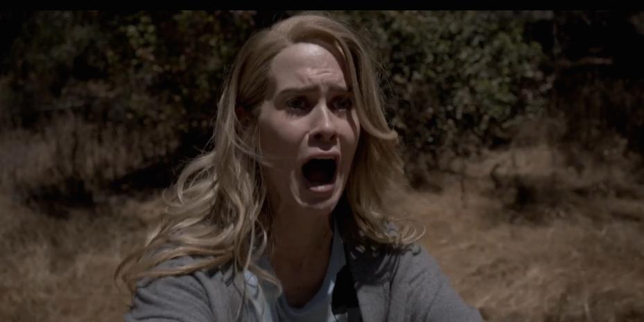 Sarah Paulson in American Horror Story season 6