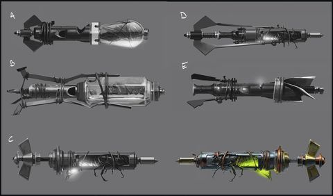 Howling Bolts, Dishonored 2