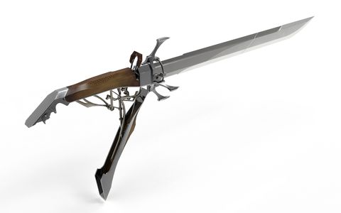 Dishonored 2, Player's Sword