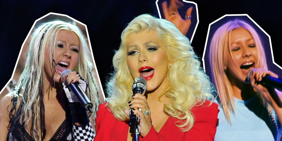 christina aguilera song for her dad