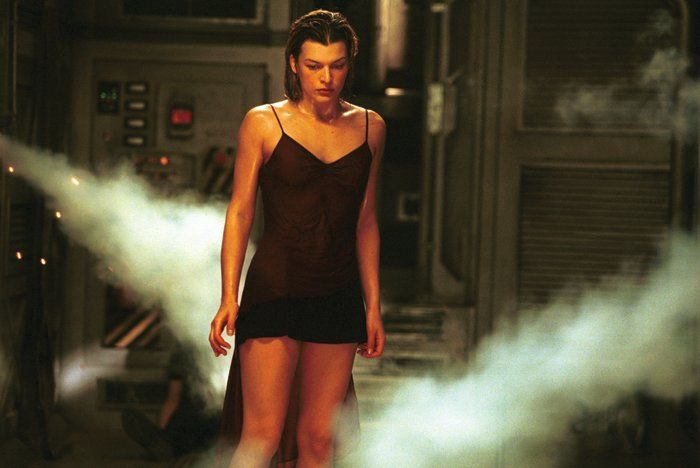 Resident Evil S Milla Jovovich Almost Quit Before The First Film