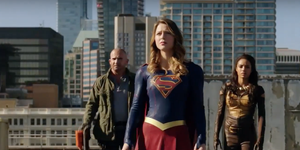 Supergirl, Arrow, The Flash, and Legends of Tomorrow crossover