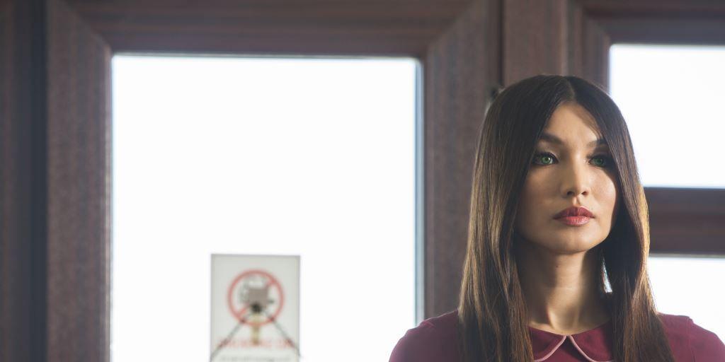 Gemma Chan as Anita / Mia in Humans series 2