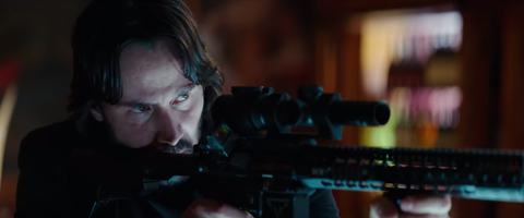 John Wick Chapter 2 Review This Is How Action Movies Should Be Made