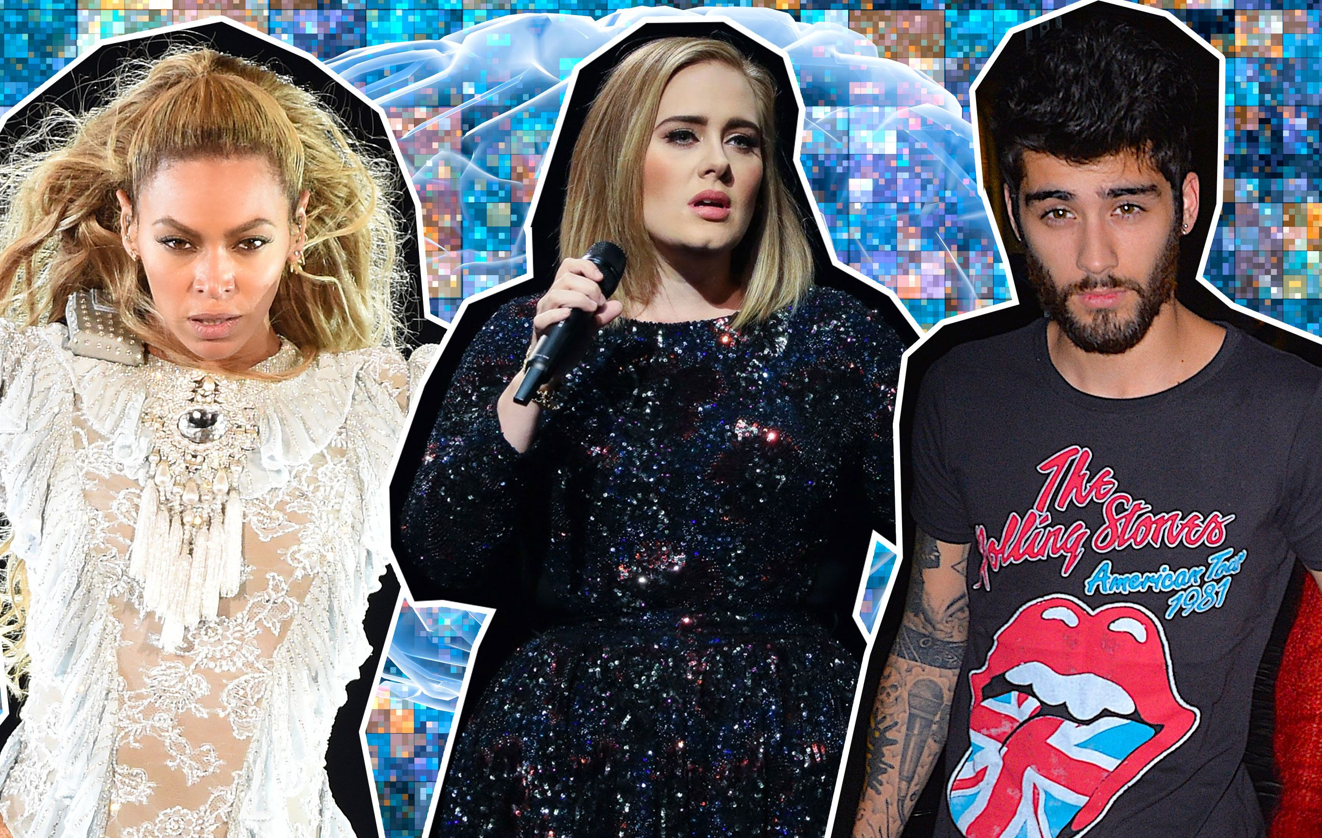 17 popstars talk about their struggles with mental illness