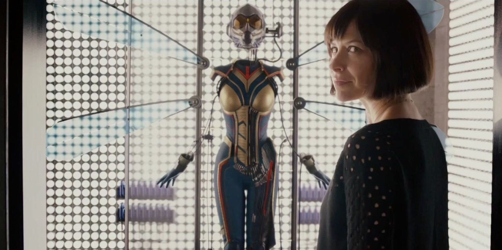 Ant-Man fans shocked by NSFW Wasp costume pattern