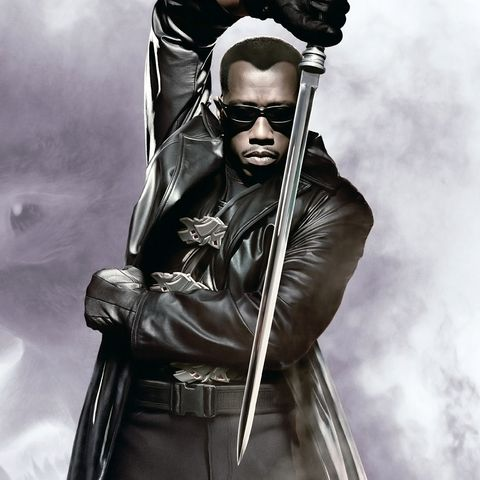 Blade has a long and difficult history with Marvel – here's why