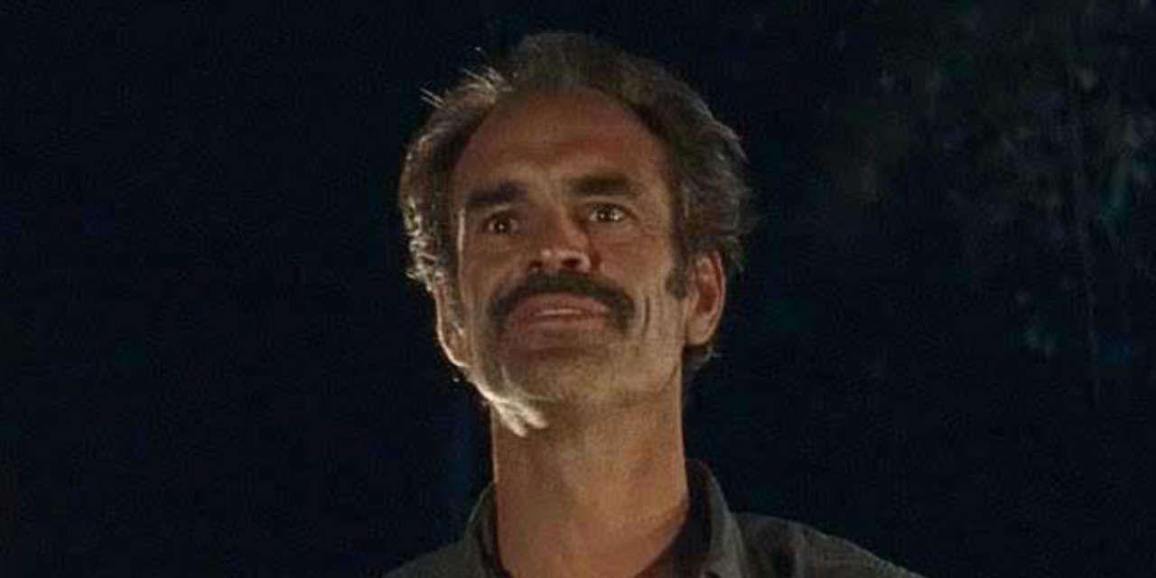 Simon in The Walking Dead