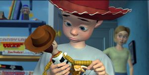 Andy Woody Toy Story