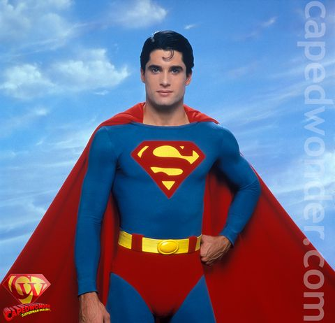 John Haymes Newton as Superboy