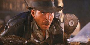 Harrison Ford Indiana Jones Raiders of the Lost Ark
