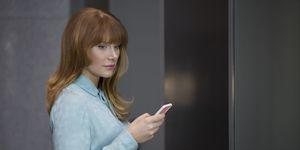 Bryce Dallas Howard in Black Mirror season 3, 'Nosedive'