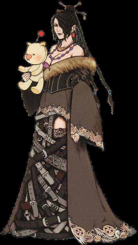 Lulu, Final Fantasy 10