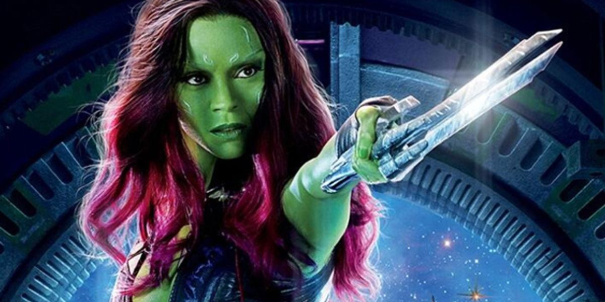 "Guardians of the Galaxy star keen to play ""bad Gamora"" in Vol 3"
