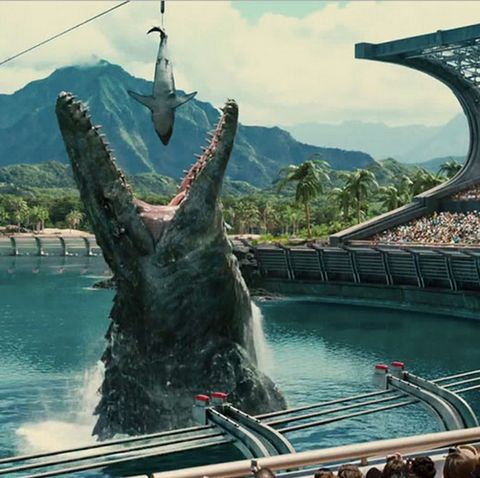 Jurassic World TV series is coming to Netflix