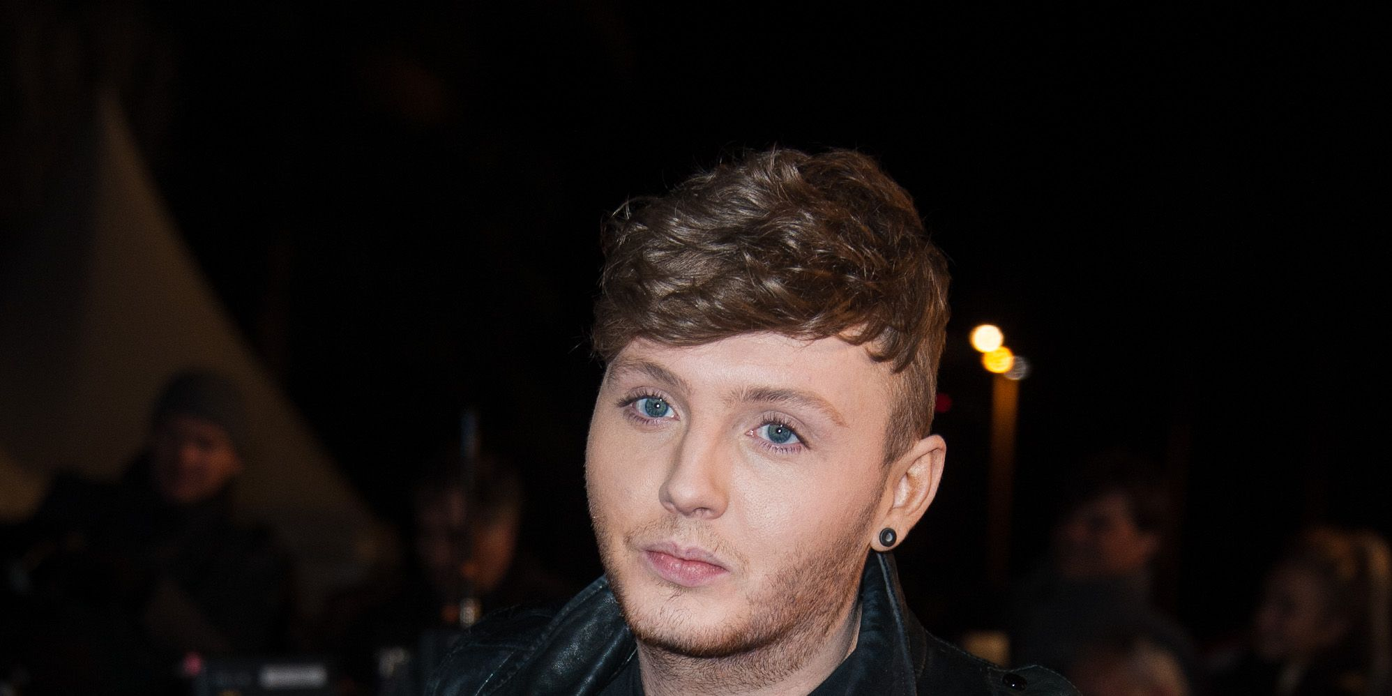 CANNES, FRANCE - DECEMBER 14: James Arthur attends the 15th NRJ Music Awards at Palais des Festivals on December 14, 2013 in Cannes, France.