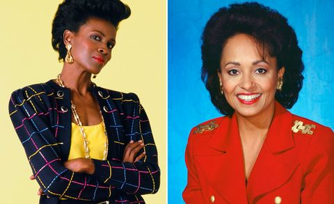 Aunt Viv in The Fresh Prince
