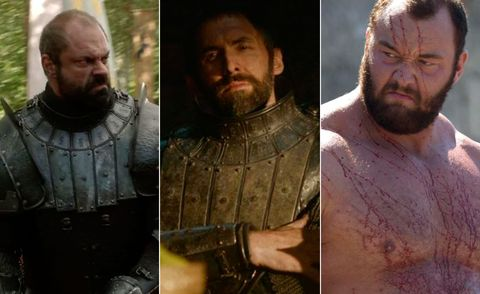 The Mountain in Game of Thrones