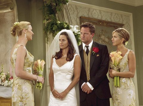 Friends: The One With Monica and Chandler's Wedding