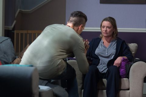 Steven Beale finds himself alone with Jane in EastEnders