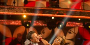 Strictly October 15: Kevin and Louise