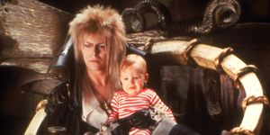 David Bowie S Labyrinth Soundtrack Is Getting A Vinyl Re