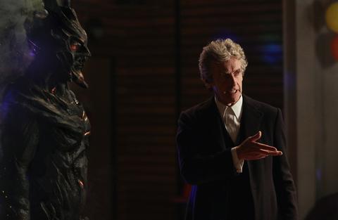 Class: The Doctor tries to reason with Corikinus
