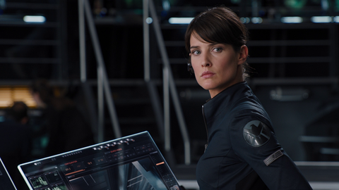 Maria Hill Actress Cobie Smulders Wants You To Know She S Definitely In Spider Man Far From Home S Trailer