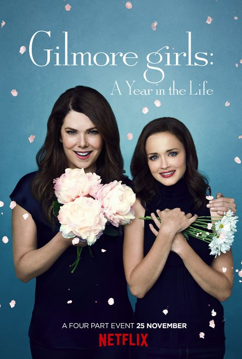 The Best Jess Gilmore Girls Poster Background
