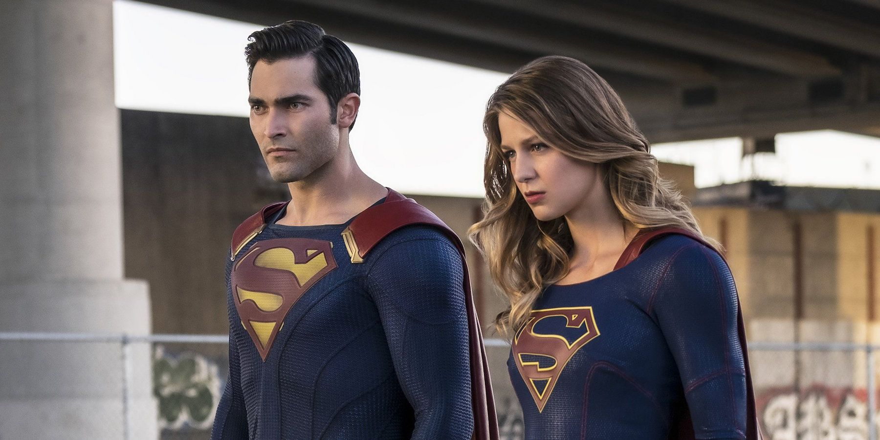 supergirl season 2, episode 2 review oh, just give superman Supergirl Season 2 Start