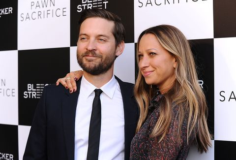 It's over for Spider-Man star Tobey Maguire and his wife