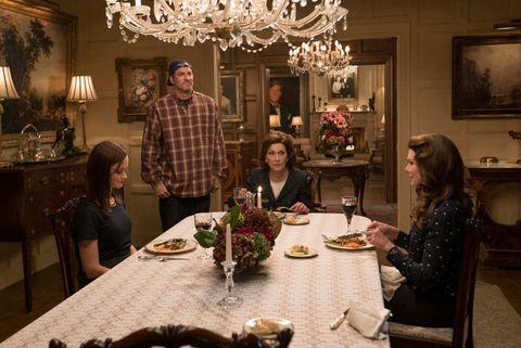 Gilmore Girls: Friday Night Dinner