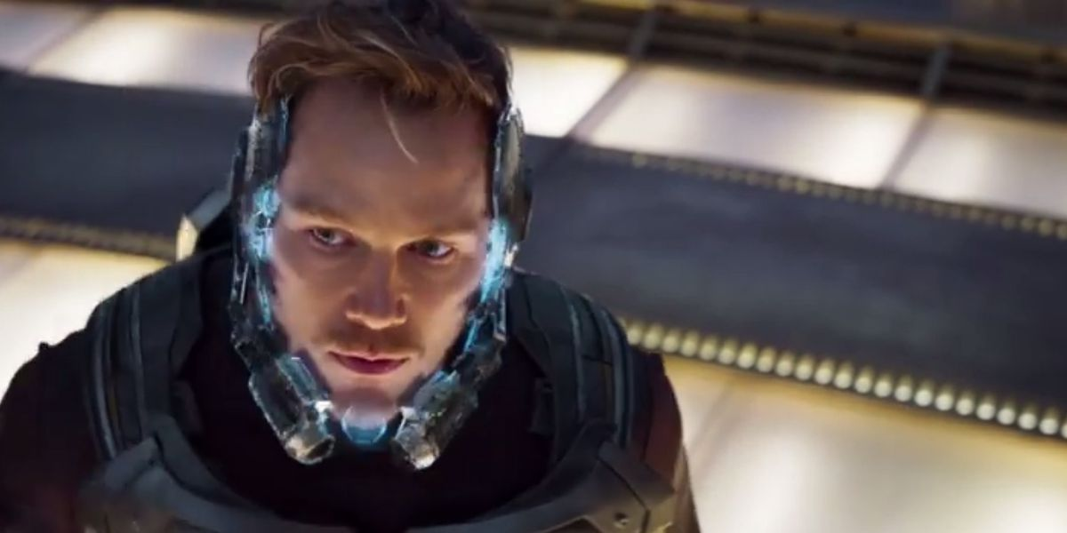 Chris Pratt defends Star-Lord over Infinity War outcome