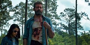 Wolverine Logan first trailer with Laura