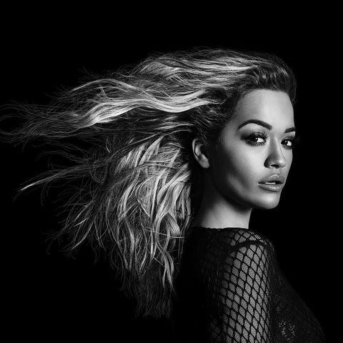Rita Ora America's Next Top Model shot