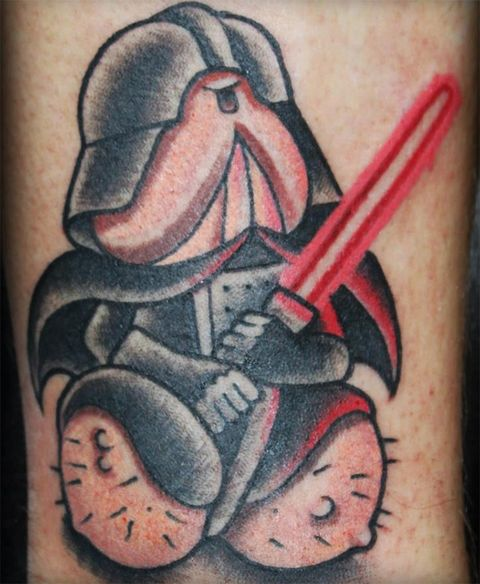 The 13 worst Star Wars tattoos in the galaxy