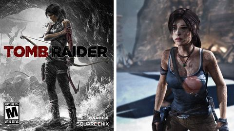 Tomb Raider First Look And Synopsis Show Lara Croft On A