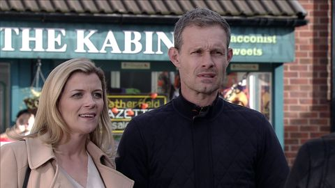 Will Leanne Battersby and Nick Tilsley decide to find out the sex of the baby in Coronation Street?