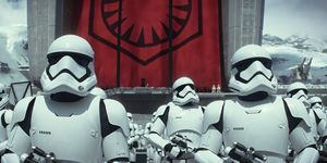 The First Order Star Wars: The First Awakens