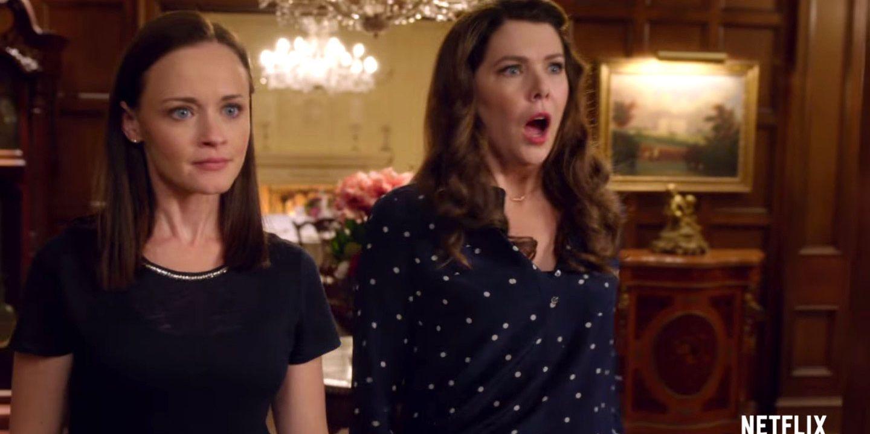 Gilmore Girls, Netflix Revival, Alexis Bledel, Rory Gilmore, Lauren Graham, Lorelai Gilmore
