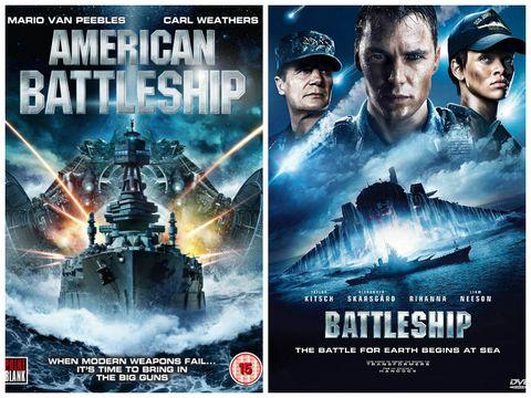 American Battleship/Battleship