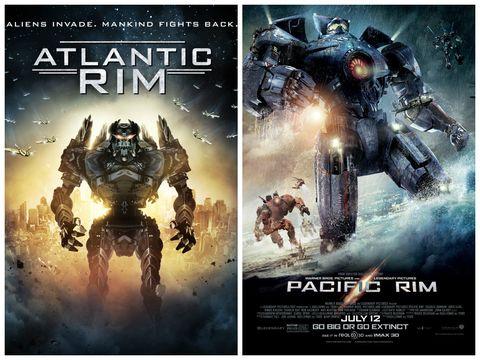 Atlantic Rim/Pacific Rim